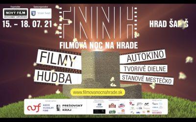 Máme nový video spot pre FNNH 2021 – Komercia vs. umenie